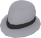 Painted Flipped Trilby 7E7E7E.png