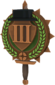 Painted Tournament Medal - Chapelaria Highlander 729E42 Third Place.png