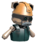 Painted Teddy Robobelt 2F4F4F.png