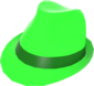 Painted Fancy Fedora 32CD32.png