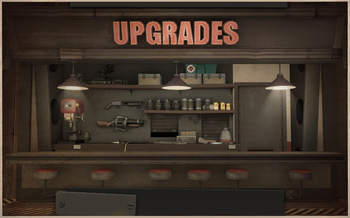 Upgrade Station Official Tf2 Wiki Official Team Fortress Wiki