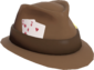 Painted Hat of Cards 694D3A.png