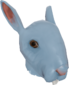 Painted Horrific Head of Hare 5885A2.png