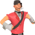 tf2 meet the demoman backwards