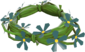 Painted Jungle Wreath 2F4F4F.png
