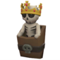 Painted Pocket Halloween Boss B8383B Pocket Skeleton King.png