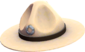 Painted Sergeant's Drill Hat C5AF91.png