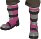 Painted Forest Footwear FF69B4.png