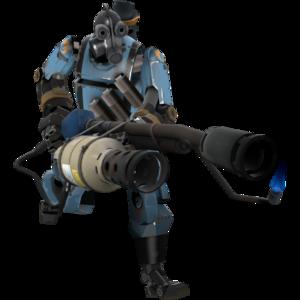 Tf2 mvm be the robot