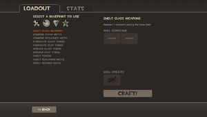 Crafting official tf2 wiki official team fortress wiki crafting screen malvernweather Images