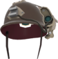 Painted Cross-Comm Crash Helmet 2F4F4F.png
