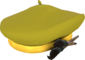 Painted Frenchman's Beret E7B53B.png