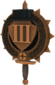 Painted Tournament Medal - Chapelaria Highlander 2D2D24 Third Place.png