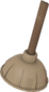 Painted Handyman's Handle 7C6C57.png