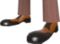 Painted Rogue's Brogues C36C2D.png