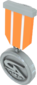 Painted Tournament Medal - Gamers Assembly CF7336 Second Place.png
