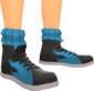 Painted Hot Heels 256D8D.png