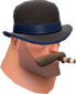 Painted Sophisticated Smoker 18233D.png