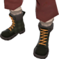 Painted Highland High Heels 2D2D24.png