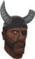 Painted Horrible Horns 7E7E7E Demoman.png