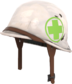 Painted Surgeon's Stahlhelm 729E42.png