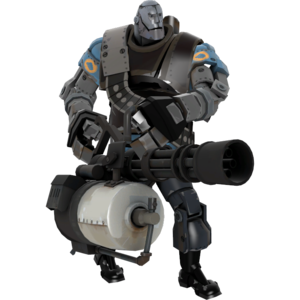 Heavy Robot - Official TF2 Wiki | Official Team Fortress Wiki