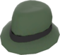 Painted Flipped Trilby 424F3B.png