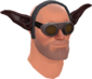 Painted Impish Ears 3B1F23 No Hat.png