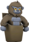 Painted Pocket Yeti 7C6C57.png