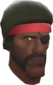 Painted Demoman's Fro 2D2D24.png