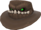 Painted Snaggletoothed Stetson 32CD32.png