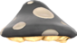 Painted Toadstool Topper 7E7E7E.png