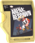 Painted Tournament Medal - RETF2 Retrospective F0E68C Arena Respawn Winner.png
