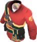 Painted Shaolin Sash 2F4F4F.png
