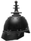 Painted Platinum Pickelhaube 141414.png