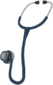 Painted Surgeon's Stethoscope 28394D.png