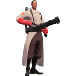 Medic - Official TF2 Wiki | Official Team Fortress Wiki