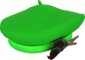 Painted Frenchman's Beret 32CD32.png