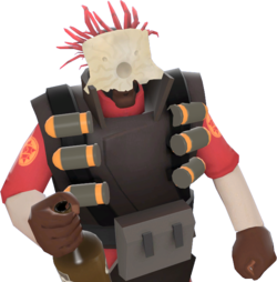 Demoman the mask of the shaman.png