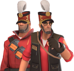 Toy Soldier Official TF2 Wiki Team Fortress