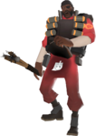 Demoman Pain Train taunt.png