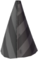 Painted Party Hat 7E7E7E.png