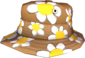 Painted Summer Hat A57545 Carefree Summer Nap.png