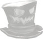 Painted Haunted Hat 2D2D24.png