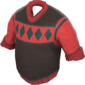 Painted Siberian Sweater 2F4F4F.png