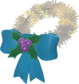 Painted Glittering Garland 256D8D.png