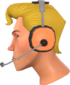 Painted Greased Lightning E7B53B Headset.png