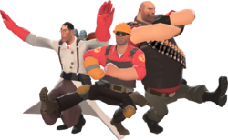 Kazotsky Kick - Official TF2 Wiki | Official Team Fortress Wiki
