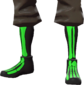 Painted Spooky Shoes 32CD32.png