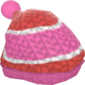 Painted Woolen Warmer FF69B4.png